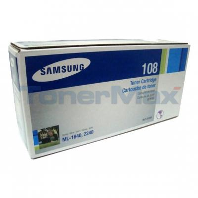 SAMSUNG ML-1640 TONER CARTRIDGE BLACK